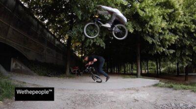 Robin Bourhis Julien Baran BMX video