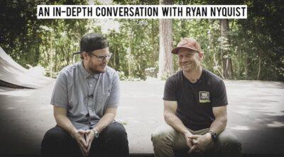 In-Depth Conversation with Ryan Nyquist BMX