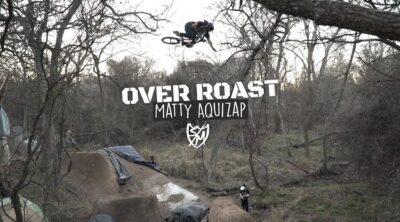 S&M Bikes Matt Aquizap over Roast