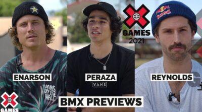 X Games 2021 BMX Preview