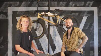 Boyd Hilder 2021 Video Bike Check BMX