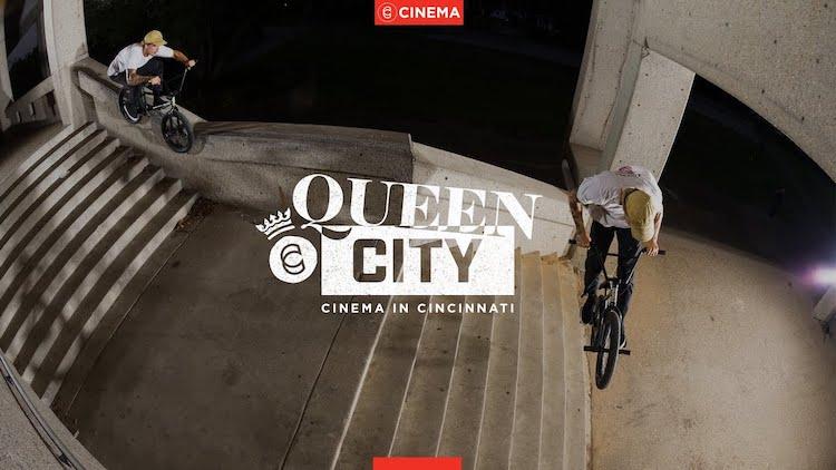 Cinema BMX Queen City Cinema