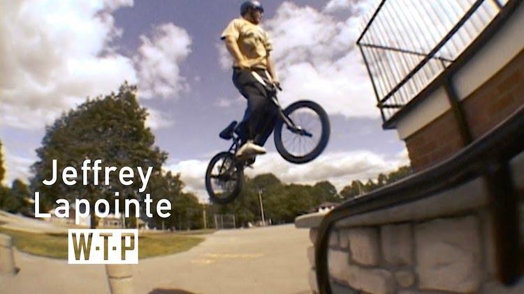 Wethepeople BMX Jeff Lapointe BMX video