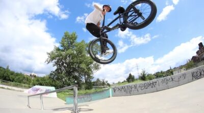 Martin Siman TBB Bike Plaza Session BMX vieo