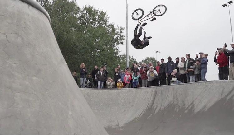 SM BMX 2021 Jam video