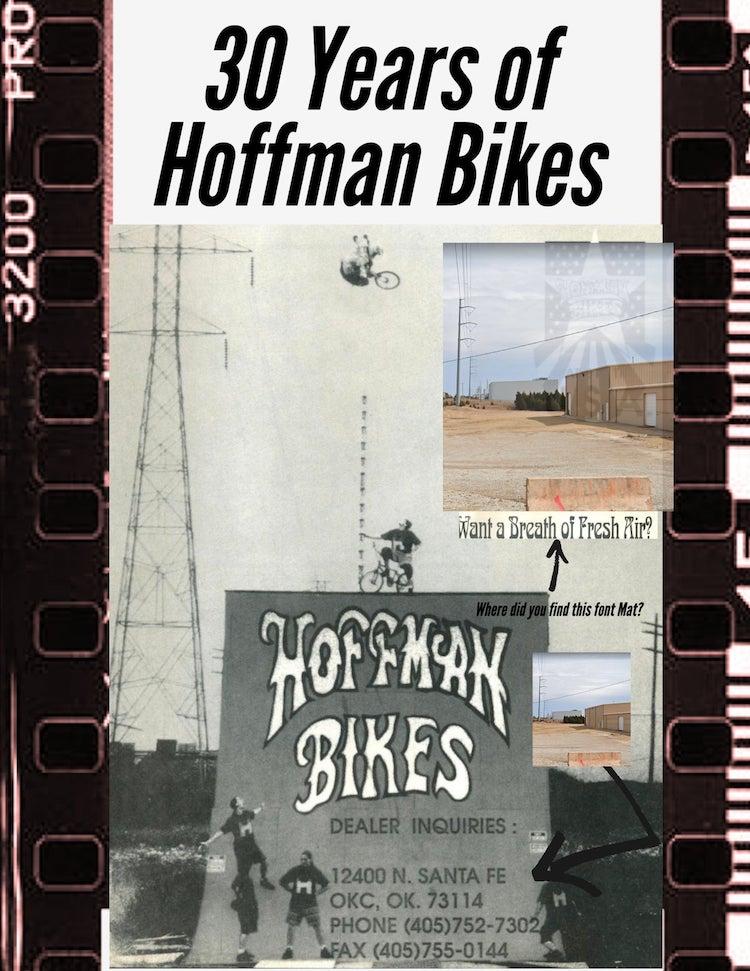 30 Years Hoffman Bikes
