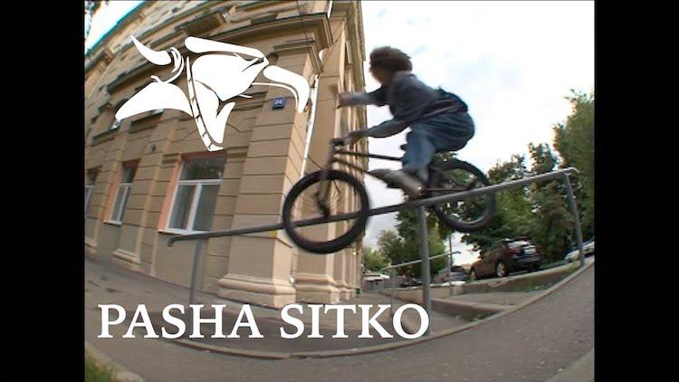 Animal Bikes Pasha Sitko Almaz BMX video