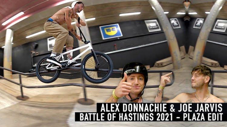 Battle of Hastings 2021 Plaza Edit Videos