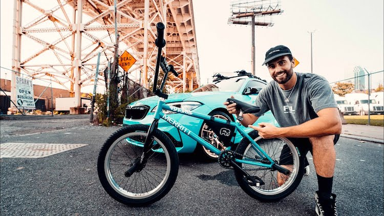 Billy Perry 2021 Video Bike Check BMX