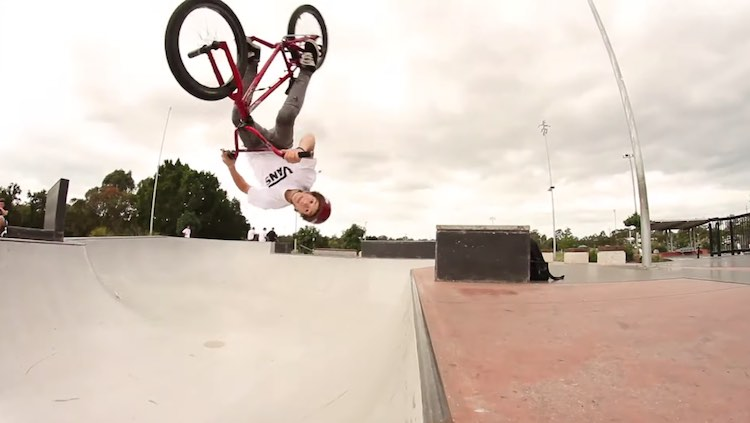 Colony BMX Alex Hiam DVD 2011