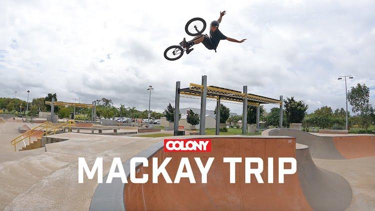 Colony BMX Mackay Trip Video