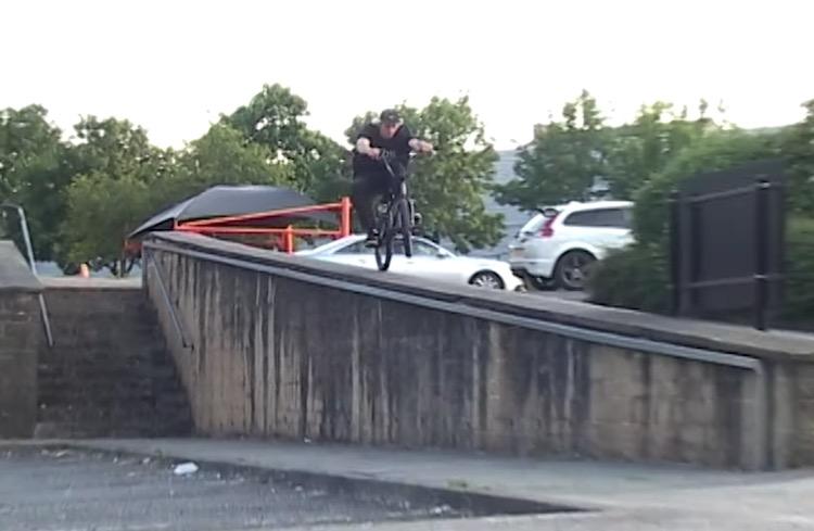 Wethepeople BMX Danny Heron 2021