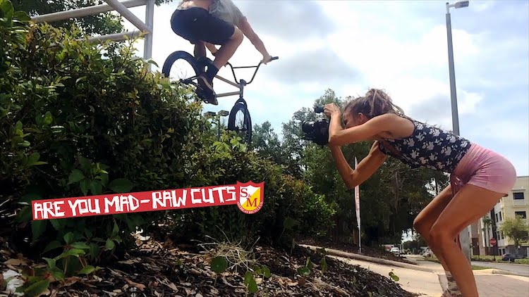 SM Bikes Dave Krone Are You Mad Raw