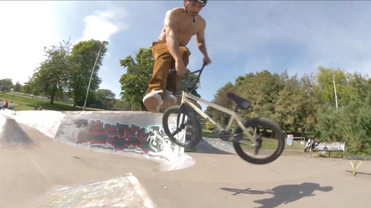 Nearly BMX Jensen Murray Video