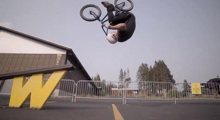 Karl Immers My Reason BMX video