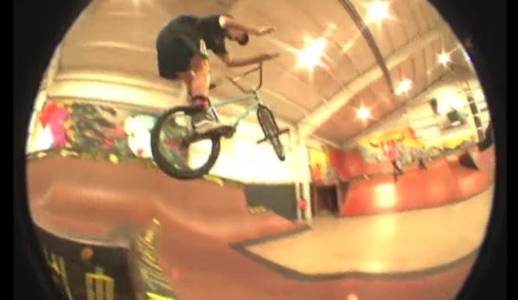 Kink BMX Harry and Enzo Woodward Summer BMX video