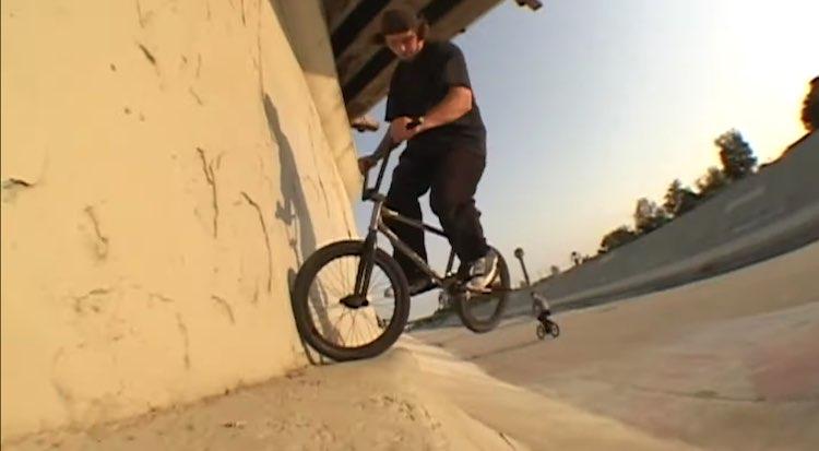 Playa Pose LA Mixtape BMX video