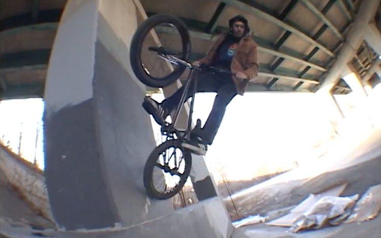 Let's Roast Cycles VX 1 Promo BMX video