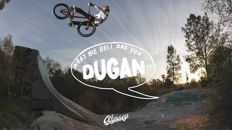Odyssey BMX Tom Dugan Video