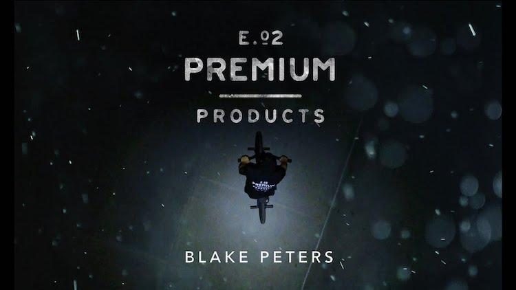 Premium BMX Blake Peters Witching Hour Video