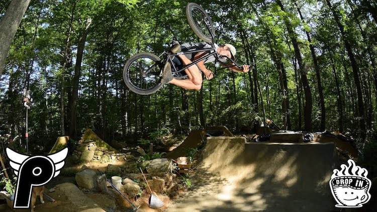 Profile Racing Solid Day In Woods BMX video
