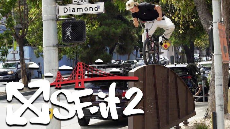 SF-IT 2 Trailer Fit Bike Co