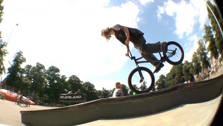 Soulcycle BMX Bountyhunter Venlo Jam