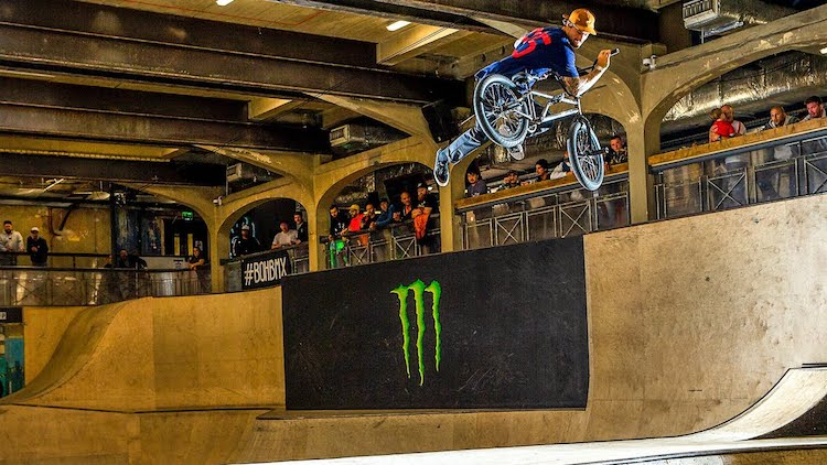Source BMX Battle of Hastings 2021 Live Stream