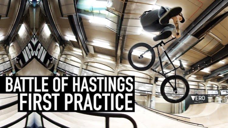 Source BMX Battle of Hastings 2021 Practice