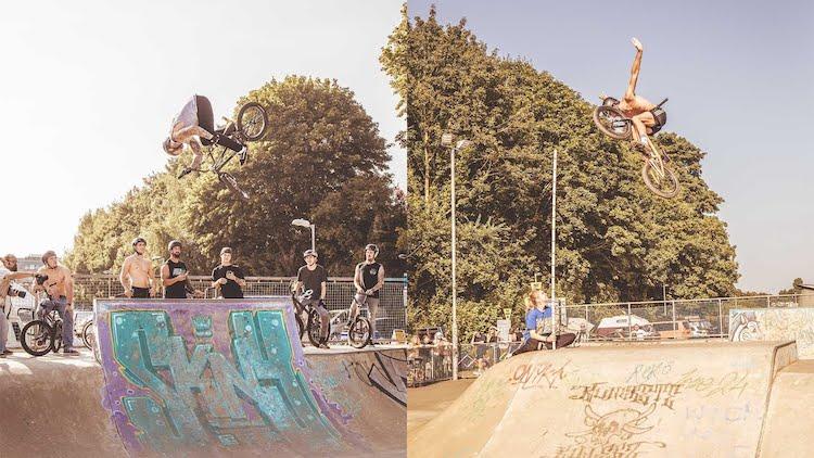 Stansted Jam 2021 BMX
