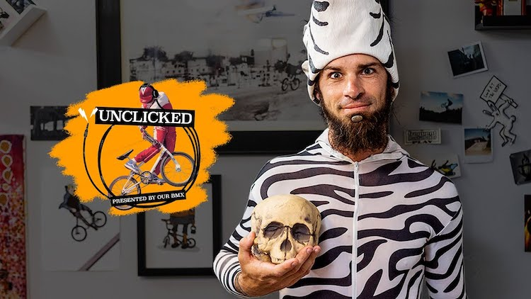Unclicked Podcast Ratty Maty BMX