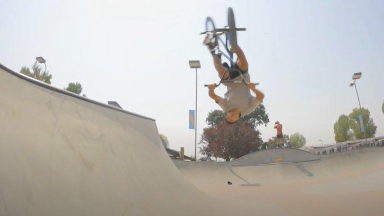 Volume Bikes The Secret BMX Woodward West