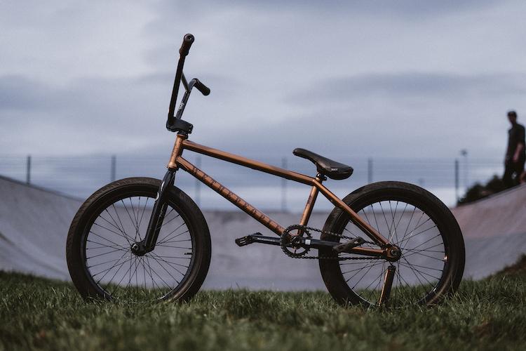 Wethepeople BMX Brad McNicol Bike Check