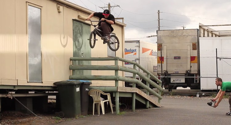Marnold The Colony DVD BMX 2011