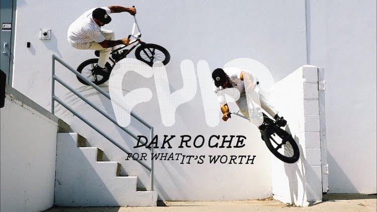 Cult Dakota Roche For What It's Worth BMX
