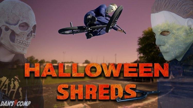 Dan's Comp Halloween Shreds BMX