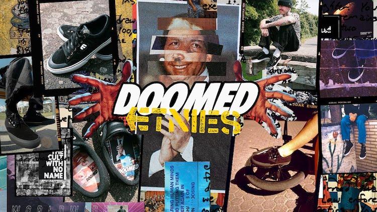 Etnies X Doomed Collaboration Promo BMX