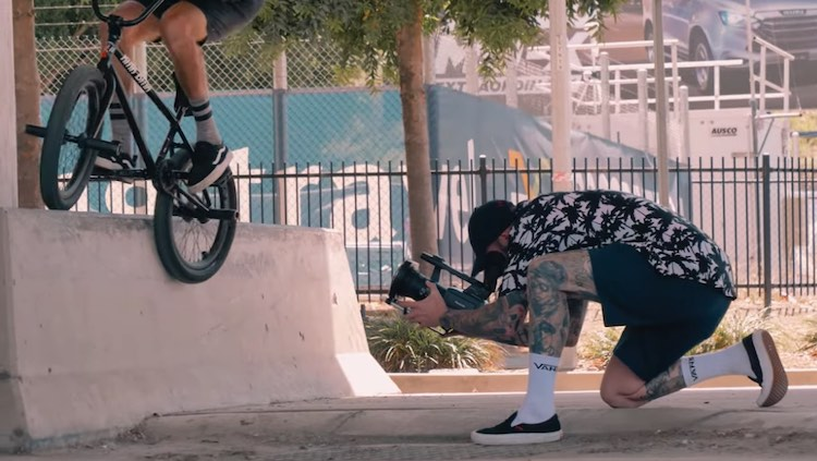 How To Film With A Fisheye Lens BMX