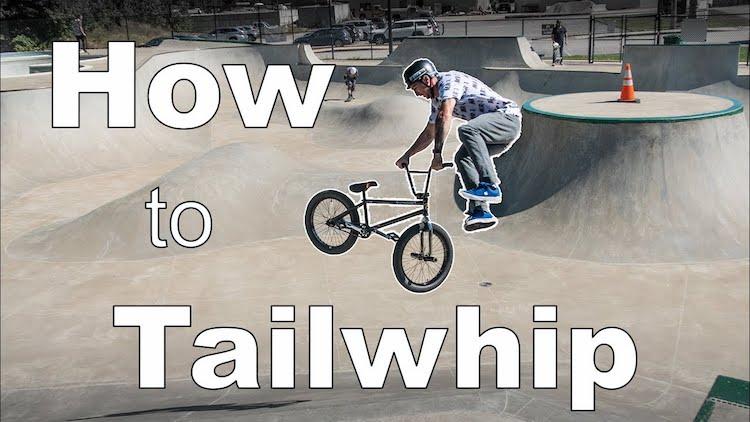 How To Tailwhip Matt Ray BMX