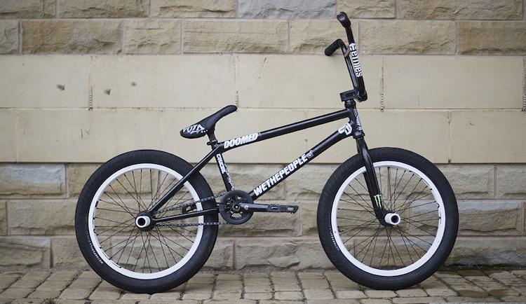 Jordan Godwin BMX bike check Wethepeople