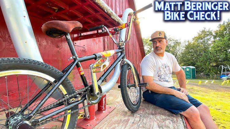 Matt Beringer 2021 Video Bike Check