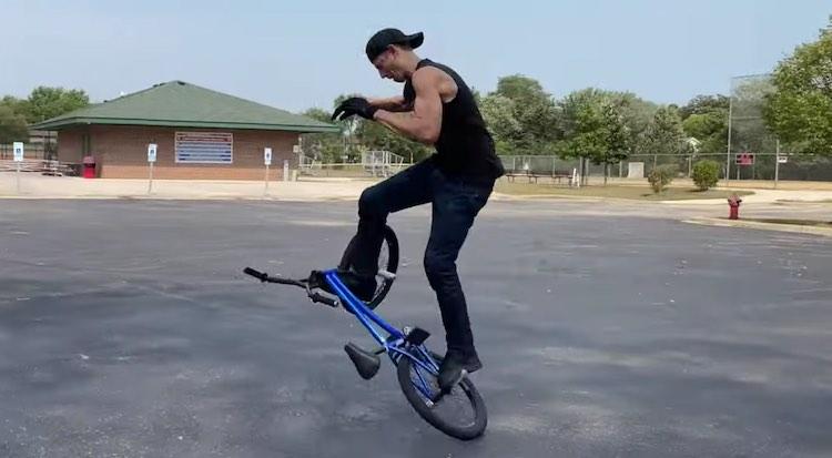 Matt Wilhelm Until We Meet Again BMX video
