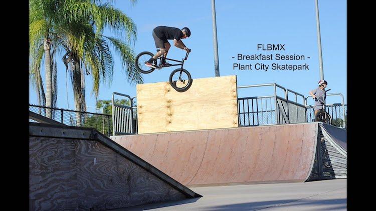 Profile Racing LF BMX Breakfast Session Planty City Skatepark