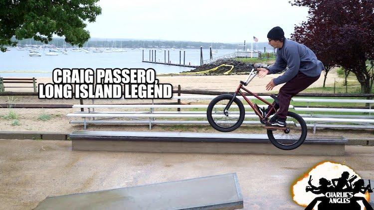 SM Bikes Charlies Angles Craig Passero BMX
