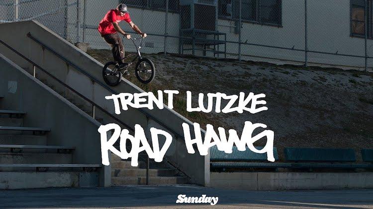 Sunday Bikes Trent Lutzke Road Hawg