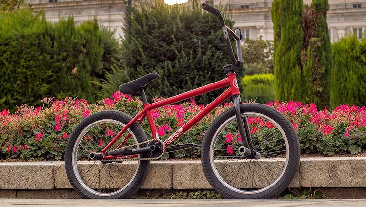Varo Hernandez Flybikes BMX