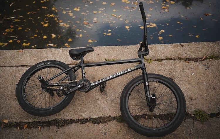 Wethepeople BMX Dillon Lloyd Bike Check